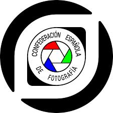 Logo de la CEF : Confederación Española de Fotografía