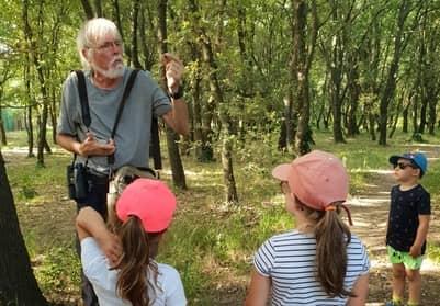 Sorties nature avec les animateurs et bénévoles de l'association ADN Nature à la découverte de la biodiversité du 66