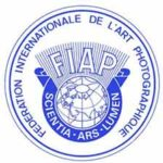 logo de la FIAP : International Federation of Photographic Art