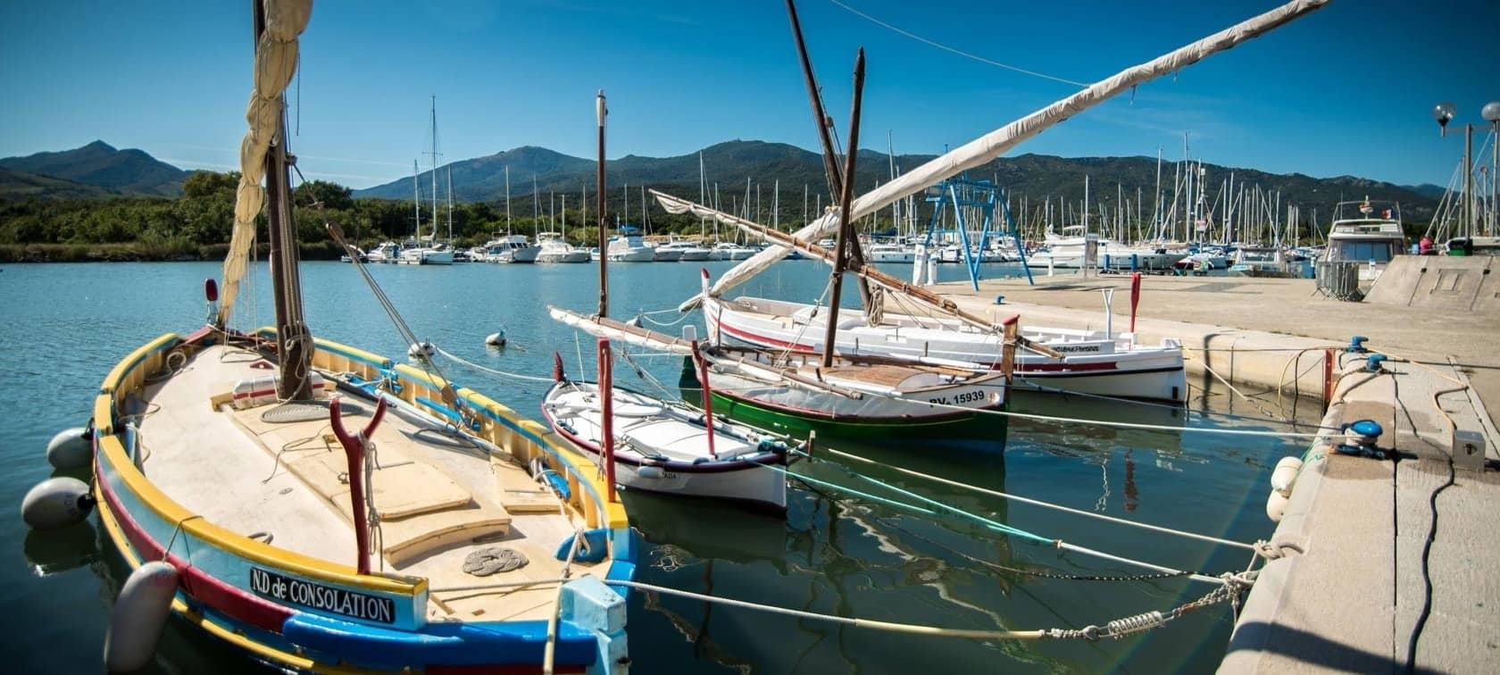 Port de plaisance, Argelès-sur-Mer, photo de Stéphane Ferrer