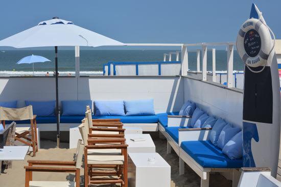 Restaurants et bars de plage à Argelès sur Mer