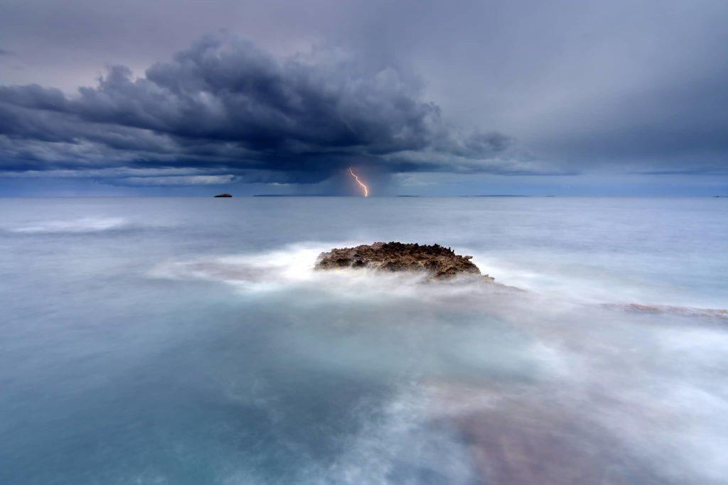 """""""Thunderbolt"""", photo de Xavier Mas Ferra"""